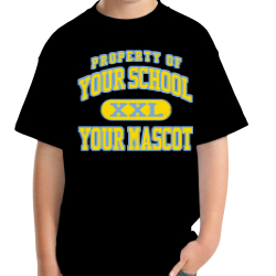 Winona Academy Custom Youth T-shirt