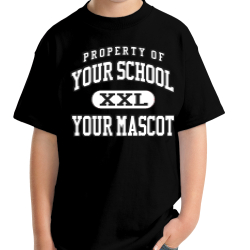 Mandan High School Custom Youth T-shirt