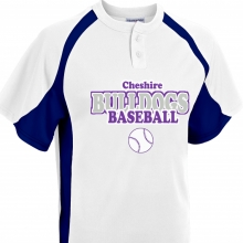 Custom Baseball Jersey Design #13