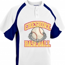 Custom Baseball Jersey Design #14
