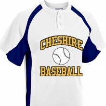Custom Baseball Jersey Design #1