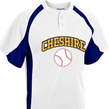 Custom Baseball Jersey Design #2