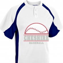 Custom Baseball Jersey Design #4