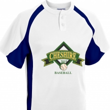 Custom Baseball Jersey Design #9