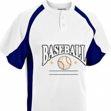 Custom Baseball Jersey Design #5