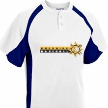 Custom Baseball Jersey Design #7