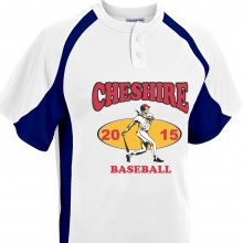 Custom Baseball Jersey Design #16