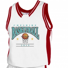 Custom Basketball Jersey Design #9