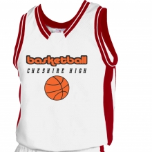 Custom Basketball Jersey Design #17
