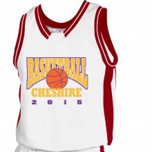 Custom Basketball Jersey Design #2