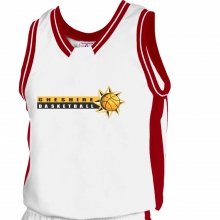 Custom Basketball Jersey Design #1