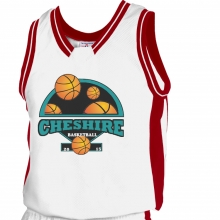 Custom Basketball Jersey Design #3