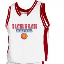 Custom Basketball Jersey Design #32