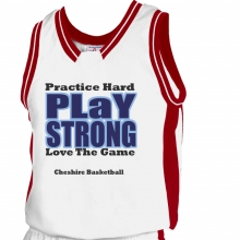 Custom Basketball Jersey Design #33