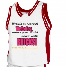 Custom Basketball Jersey Design #31