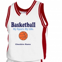 Custom Basketball Jersey Design #11