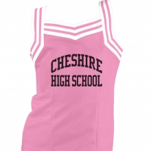 Custom Cheerleading Uniform Design #