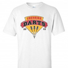 Custom Darts Jersey Design #5