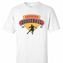 Custom Dodgeball Jersey Design #3