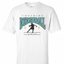 Custom Dodgeball Jersey Design #4