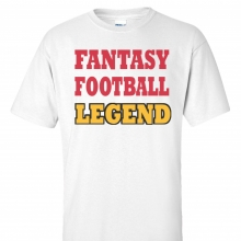 Custom Fantasy Football Jersey Design #4