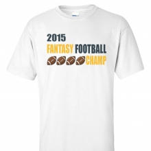 Custom Fantasy Football Jersey Design #6
