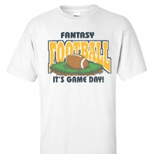 Custom Fantasy Football Jersey Design #7