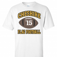 Custom Flag Football Jersey Design #1