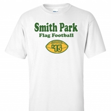 Custom Flag Football Jersey Design #3