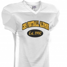 Custom Football Jersey Design #20