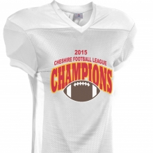 Custom Football Jersey Design #21