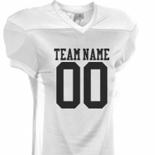 Custom Football Uniform Design #3