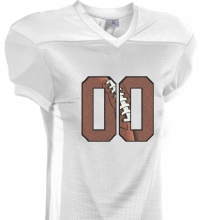 Custom Football Uniform Design #