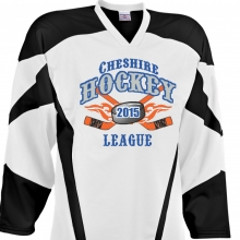 Custom Hockey Jersey Design #11