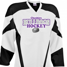 Custom Hockey Jersey Design #12