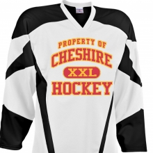 Custom Hockey Jersey Design #26
