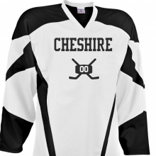 Custom Hockey Uniform Design #7