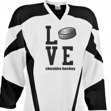 Custom Hockey Jersey Design #22