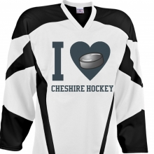 Custom Hockey Jersey Design #23