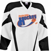 Custom Hockey Jersey Design #25