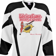 Custom Hockey Jersey Design #28