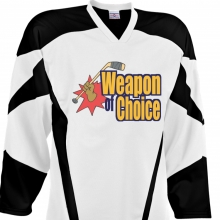 Custom Hockey Jersey Design #29