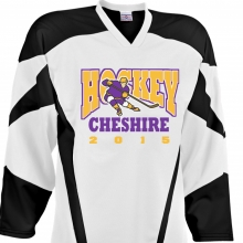 Custom Hockey Jersey Design #2