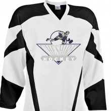 Custom Hockey Jersey Design #4