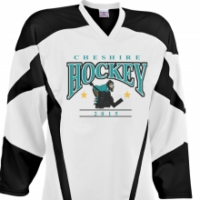 Custom Hockey Jersey Design #8
