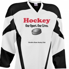 Custom Hockey Jersey Design #10