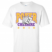 Custom Poker Jersey Design #2