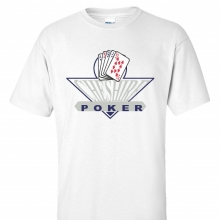 Custom Poker Jersey Design #5
