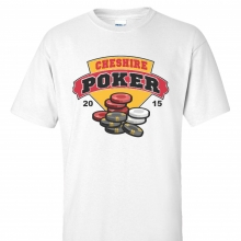 Custom Poker Jersey Design #6