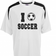 Custom Soccer Jersey Design #18